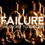 Failure is just a Stepping Stone to Success